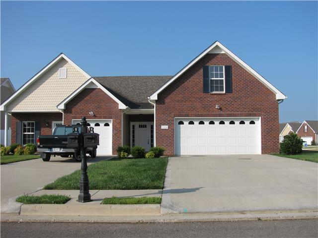 Rental Homes for Rent, ListingId:33290440, location: 3748 Meadow Ridge Lane Clarksville 37040