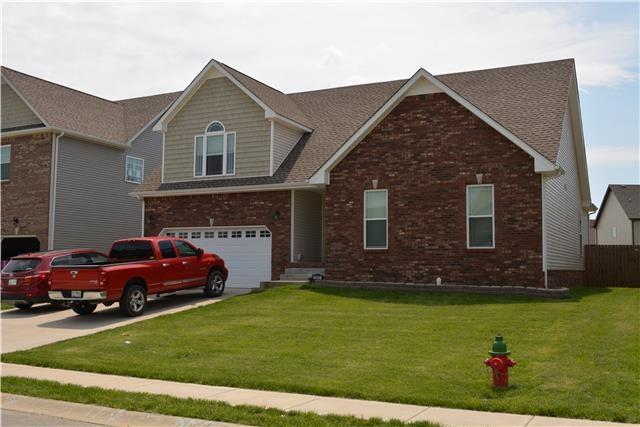 Rental Homes for Rent, ListingId:33311345, location: 1737 Apache Way Clarksville 37042