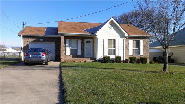 Rental Homes for Rent, ListingId:33311354, location: 287 Audrea Lane Clarksville 37042
