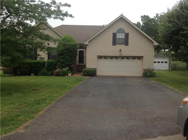 107 Indian Pointe Dr, White House, TN 37188
