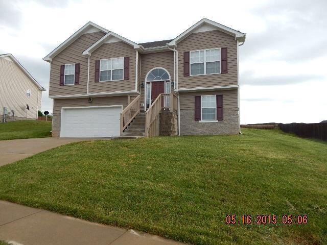 1604 Broad Cir, Clarksville, TN 37042