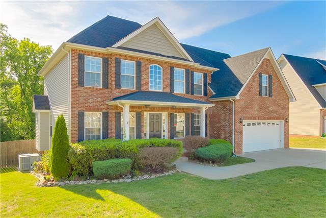 594 Winding Bluff Way, Clarksville, TN 37040