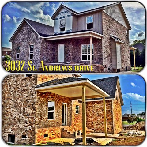 3032 Saint Andrews Dr, Murfreesboro, TN 37128