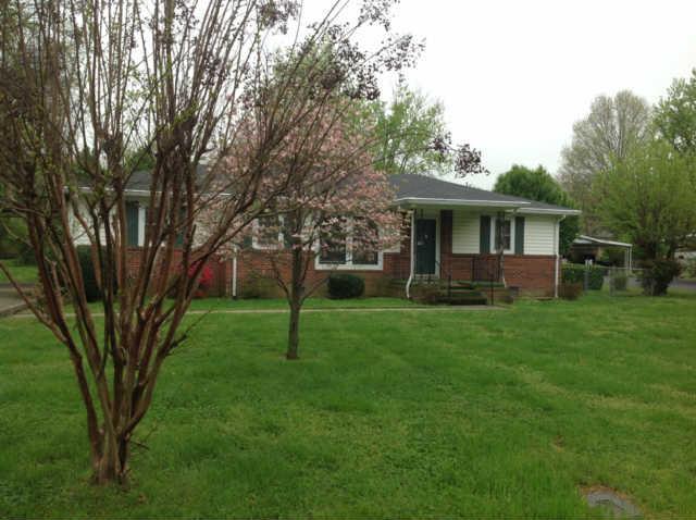 Rental Homes for Rent, ListingId:33407158, location: 1910 Fowler St Murfreesboro 37130