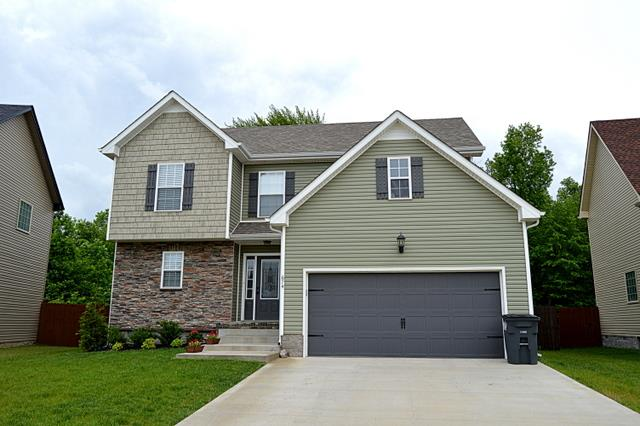 Rental Homes for Rent, ListingId:33424961, location: 674 Fox Hound Drive Clarksville 37040
