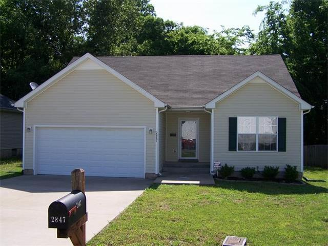 Rental Homes for Rent, ListingId:33449371, location: 2847 Teakwood Clarksville 37040