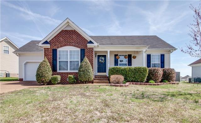 Rental Homes for Rent, ListingId:33449367, location: 1033 Persimmon Drive Spring Hill 37174
