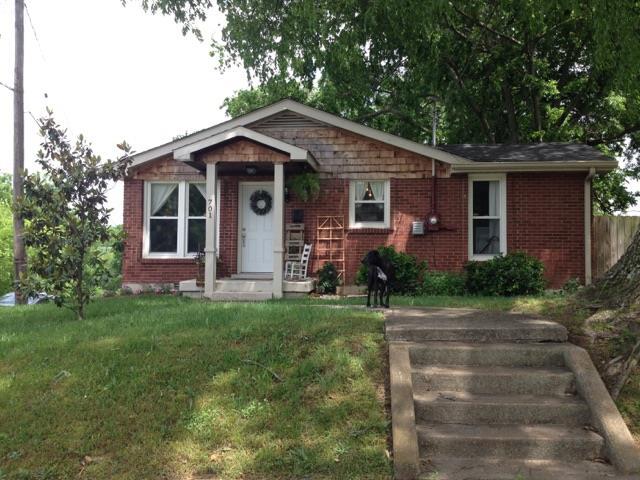 Rental Homes for Rent, ListingId:33449437, location: 701 S 13th St Nashville 37206