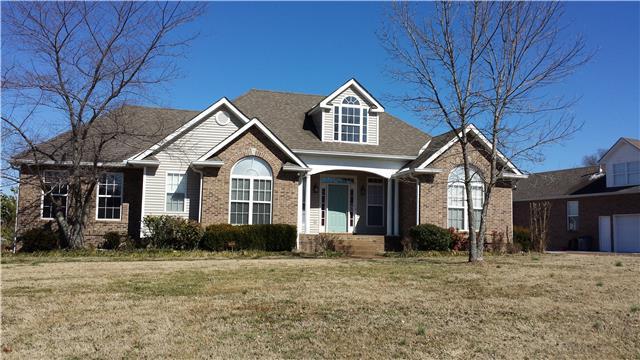 Rental Homes for Rent, ListingId:33488477, location: 1508 Gray Fox Lane Spring Hill 37174