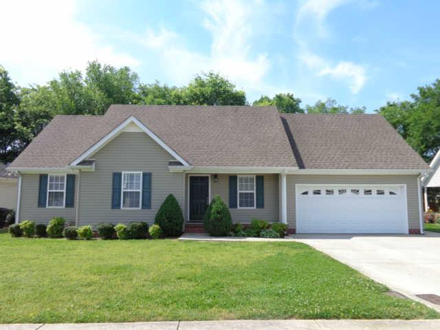 Rental Homes for Rent, ListingId:33502826, location: 2813 Waywood Dr Murfreesboro 37128