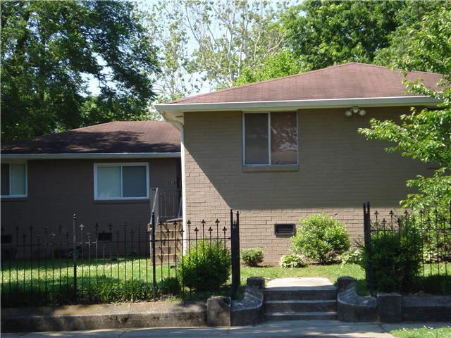 Rental Homes for Rent, ListingId:33523347, location: 1401 Arthur Ave Nashville 37208