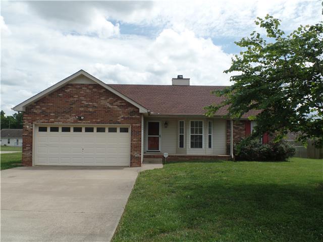 Rental Homes for Rent, ListingId:33523262, location: 1278 Barbee Lane Clarksville 37042
