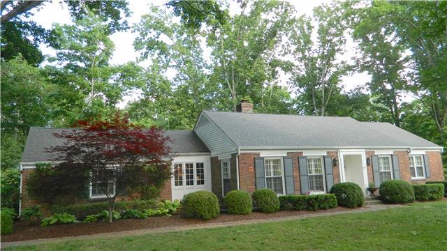 Rental Homes for Rent, ListingId:33546278, location: 6107 Robin Hill Road Nashville 37205
