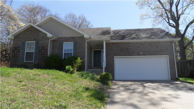 Rental Homes for Rent, ListingId:33546155, location: 3198 Arrow Ln Clarksville 37043