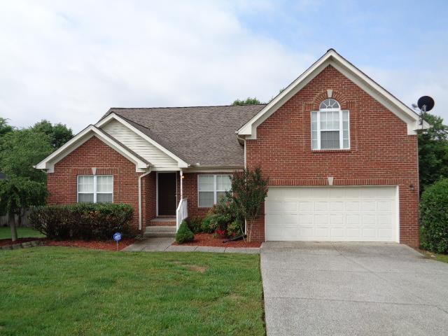 Rental Homes for Rent, ListingId:33564609, location: 1041 Secretariat Dr Mt Juliet 37122
