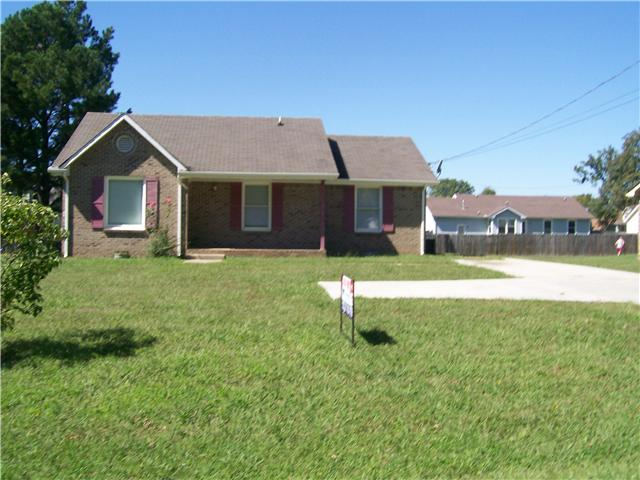 Rental Homes for Rent, ListingId:33564913, location: 3422 Pembroke Rd Clarksville 37042