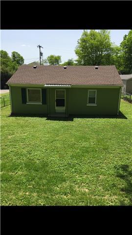 Rental Homes for Rent, ListingId:33564575, location: 1406 Fatherland Nashville 37206