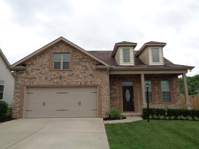Rental Homes for Rent, ListingId:33586691, location: 484 Albion Circle Gallatin 37066