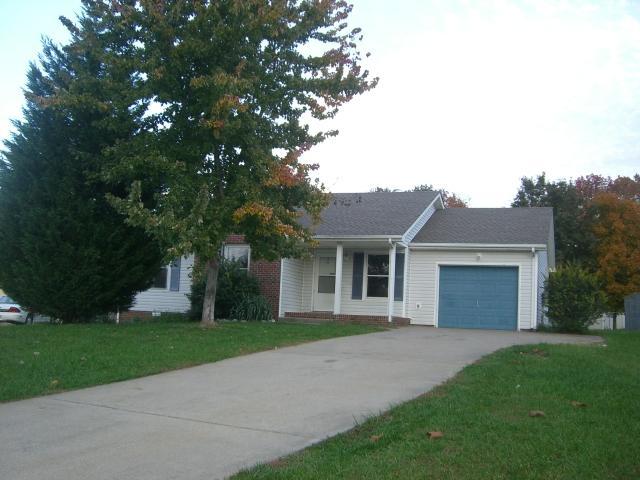 Rental Homes for Rent, ListingId:33623150, location: 282 Kathleen Ct Clarksville 37043