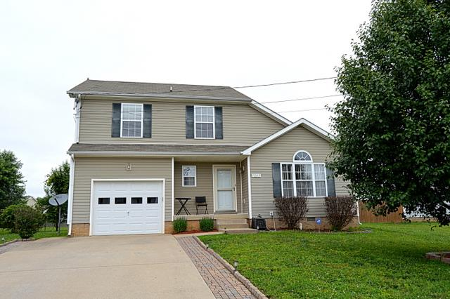 Rental Homes for Rent, ListingId:33664440, location: 1263 Archwood Drive Clarksville 37042