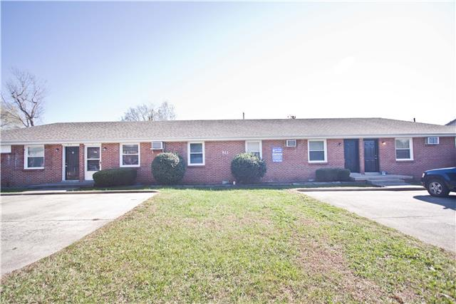 Rental Homes for Rent, ListingId:33747935, location: 811B Golfview Clarksville 37043