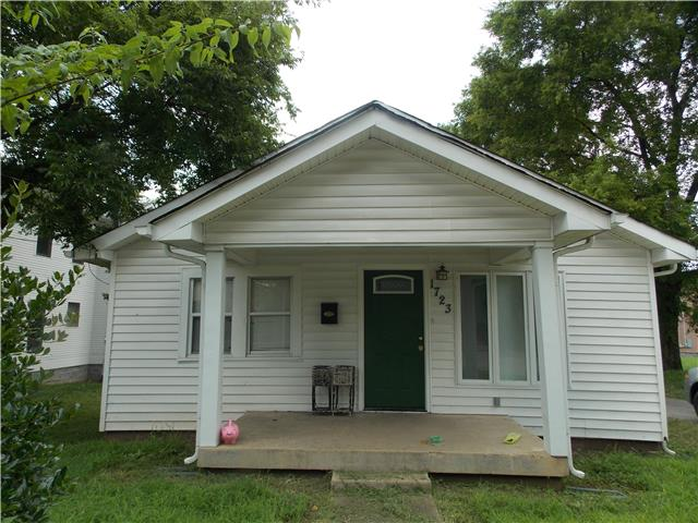 Rental Homes for Rent, ListingId:33766711, location: 1723 5th Ave. N. Nashville 37208