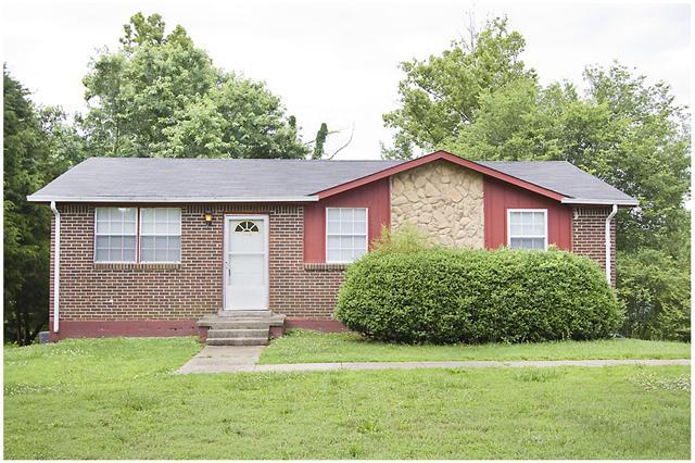 Rental Homes for Rent, ListingId:33805242, location: 502 Appleton Drive Clarksville 37042