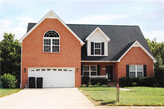 632 Winding Bluff Way, Clarksville, TN 37040