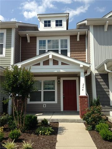 Rental Homes for Rent, ListingId:33805211, location: 244 Killian Way Mt Juliet 37122