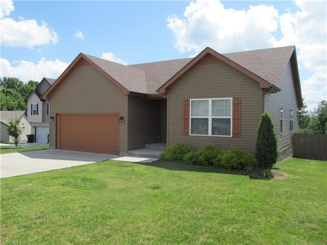 Rental Homes for Rent, ListingId:33923424, location: 578 Kicker Court Clarksville 37040