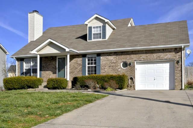 Rental Homes for Rent, ListingId:33923392, location: 423 SIERRA CT Clarksville 37040