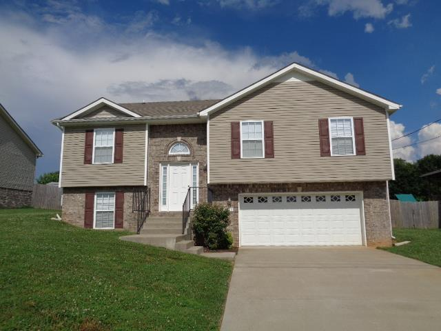 Rental Homes for Rent, ListingId:33943951, location: 3425 Queensbury Rd Clarksville 37042
