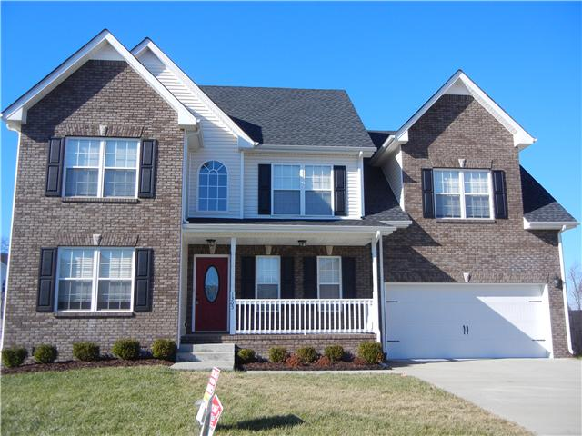 Rental Homes for Rent, ListingId:34028511, location: 1305 Chinook Circle Clarksville 37042