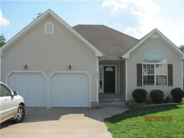 Rental Homes for Rent, ListingId:34028407, location: 868 Cindy Jo Court Clarksville 37040