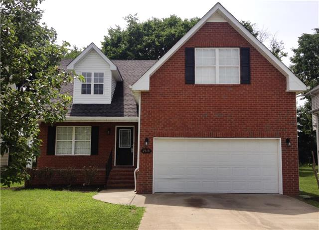 Rental Homes for Rent, ListingId:34048267, location: 2515 Oak Hill Drive Murfreesboro 37130