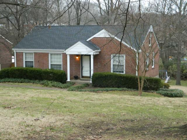 Rental Homes for Rent, ListingId:34067659, location: 700 Canebrake Drive Nashville 37209