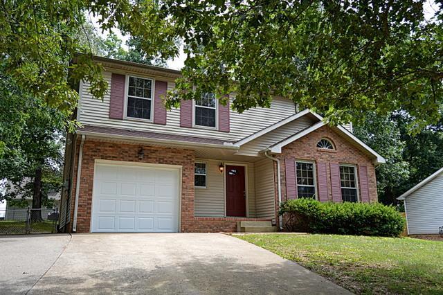 Rental Homes for Rent, ListingId:34124696, location: 410 Bridlewood Road Clarksville 37042