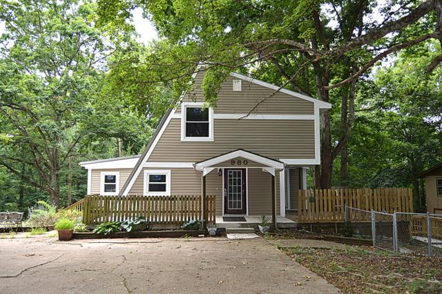Rental Homes for Rent, ListingId:34124619, location: 980 Owl Hollow Road Clarksville 37040