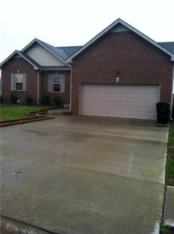 Rental Homes for Rent, ListingId:34140345, location: 968 Chardea Ct Clarksville 37040