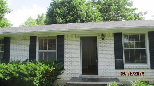 Rental Homes for Rent, ListingId:35967745, location: 423 Lillian Drive Clarksville 37040