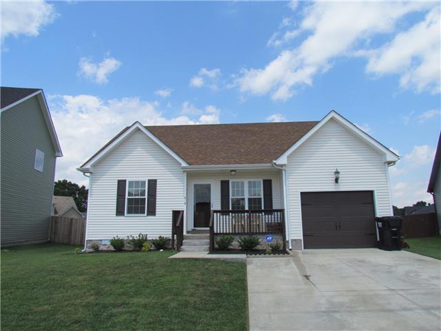 Rental Homes for Rent, ListingId:34161538, location: 619 Fennec Way Clarksville 37042