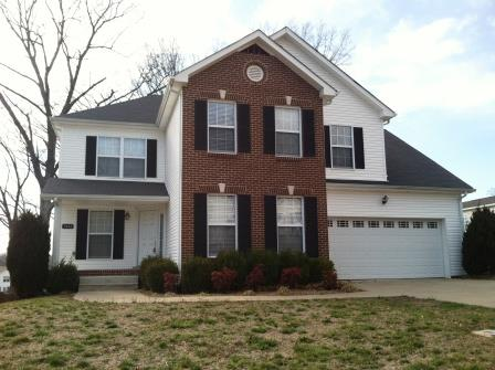 3448 Hickory Glen Dr, Clarksville, TN 37040