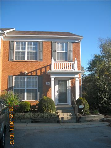 Rental Homes for Rent, ListingId:34182938, location: 601 Old Hickory Blvd #75 Brentwood 37027