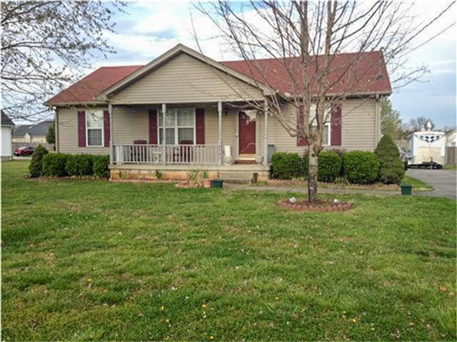 Rental Homes for Rent, ListingId:34183502, location: 2707 Rocking Horse Ln. Murfreesboro 37130