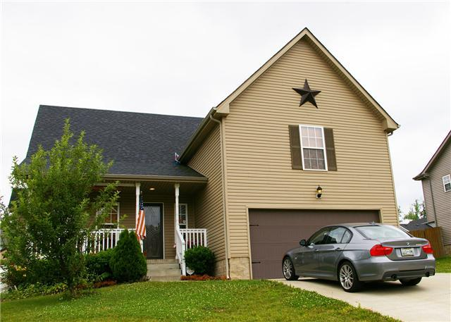 Rental Homes for Rent, ListingId:34183439, location: 1360 Mutual Drive Clarksville 37042