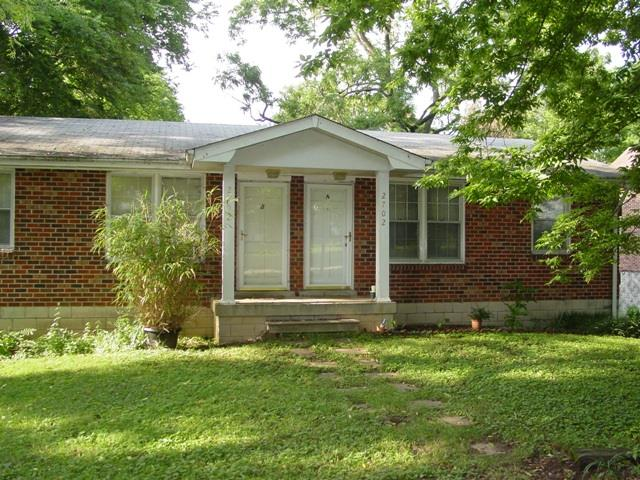 Rental Homes for Rent, ListingId:34198224, location: 2702A Woodlawn Nashville 37212