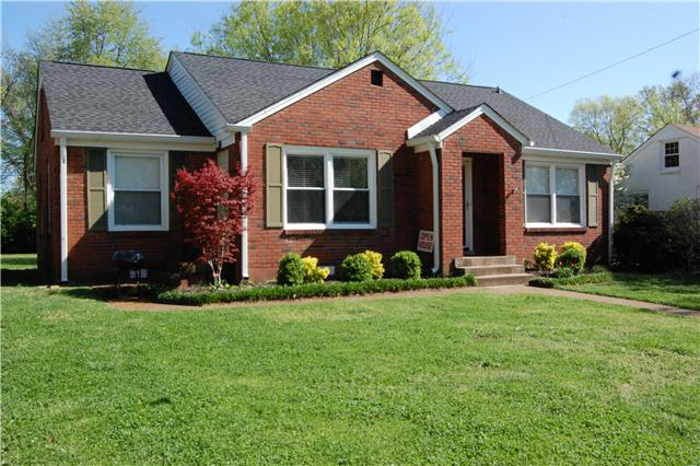 Rental Homes for Rent, ListingId:34198261, location: 5518 Kendall Drive Nashville 37209