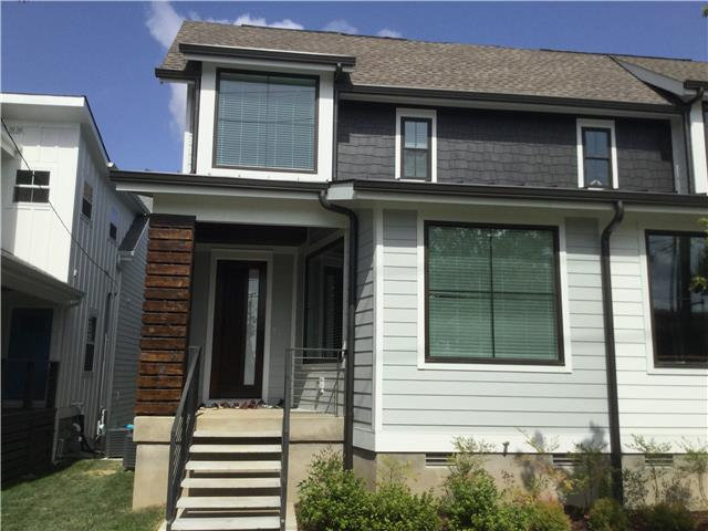 Rental Homes for Rent, ListingId:34353909, location: 1715B 14th Avenue South Nashville 37212