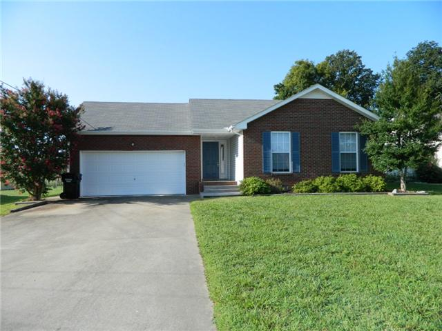 Rental Homes for Rent, ListingId:34353945, location: 604 Corinth Ct Clarksville 37040