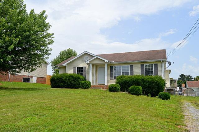 Rental Homes for Rent, ListingId:34353985, location: 2809 Summertree Lane Clarksville 37040